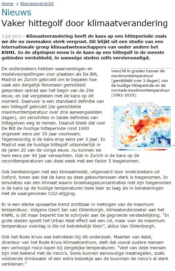 officieel meten van luchttemperatuur knmi