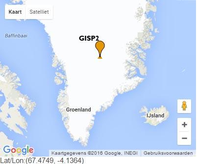 gisp2     ligging