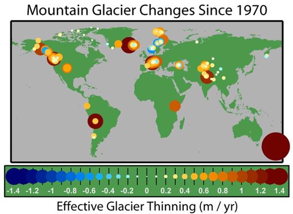 gletsjerdunning