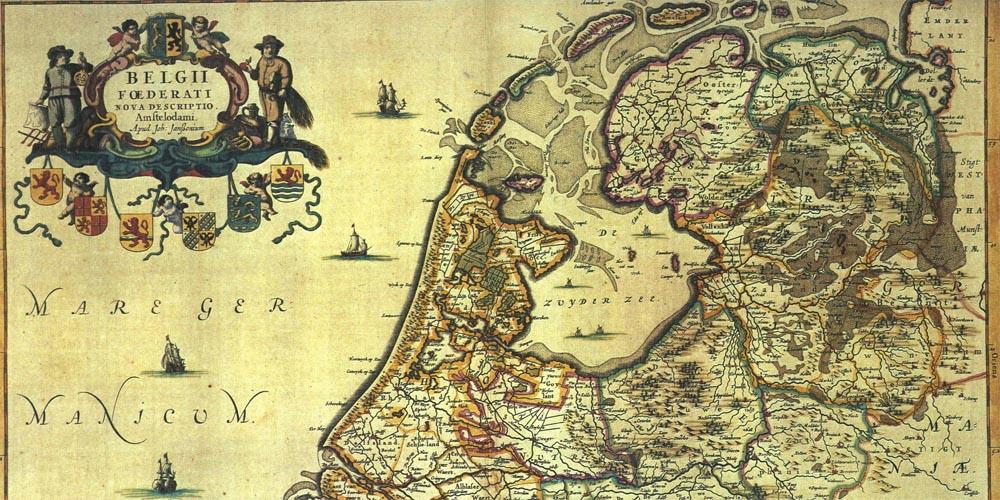 kaart 1682