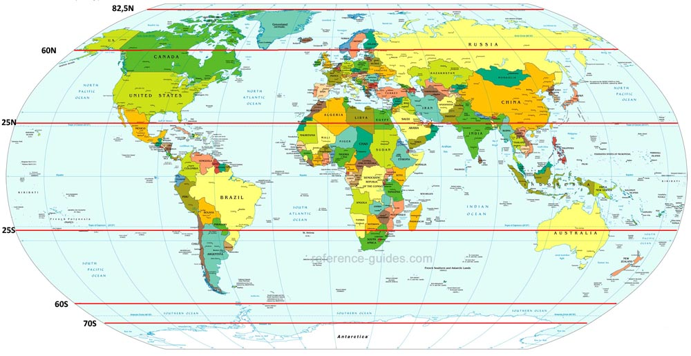 kaart-aarde-met-zones